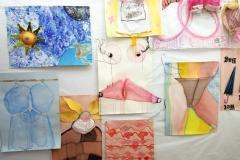 Clairvoyant Dementia, installation view