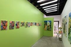 "01- Estefania Velez Rodriguez ""False Catalogs"" installation view"