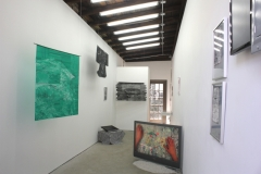 """repeaters"" Installation View"