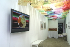 Brown and Unbothered, Installation View