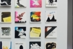 04- Senon Williams small paintings